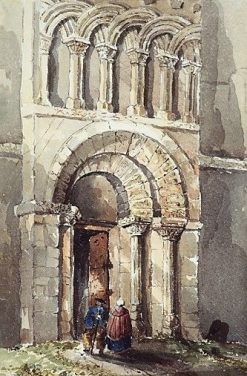 Archway | Samuel Prout | Oil Painting