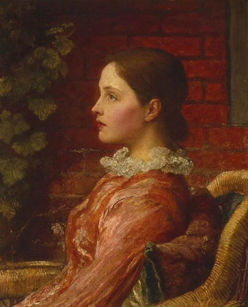 Alice | George Frederic Watts | Oil Painting