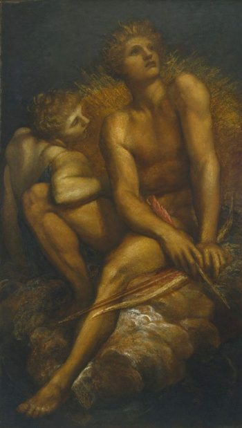 Artemis and Hyperion | George Frederic Watts | Oil Painting