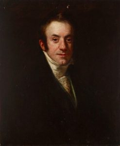 Self-Portrait (in his 50s?) | Henry William Pickersgill | Oil Painting