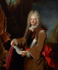 Portrait of an Officer | Nicolas de Largilliere | Oil Painting