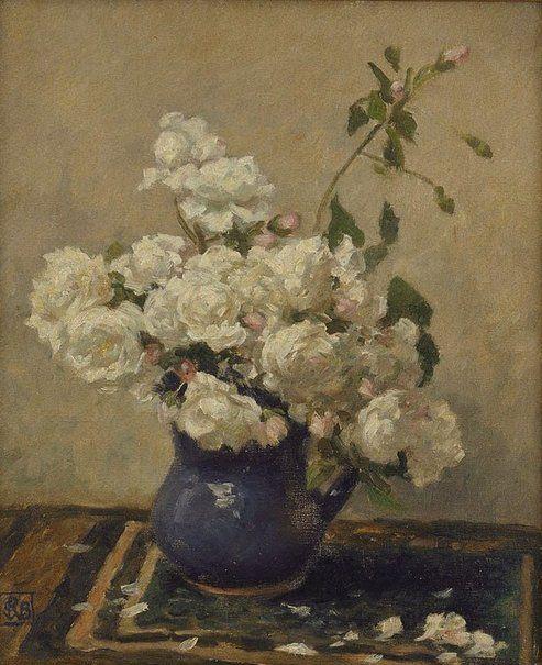 Flowers | Rupert Bunny | Oil Painting
