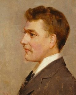 Percy F.S. Spence | Tom Roberts | Oil Painting