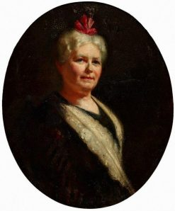 Mrs W.A.B. Greaves | Tom Roberts | Oil Painting