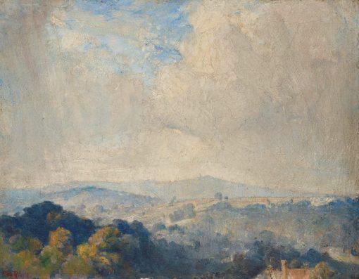 Harrow Hill | Tom Roberts | Oil Painting