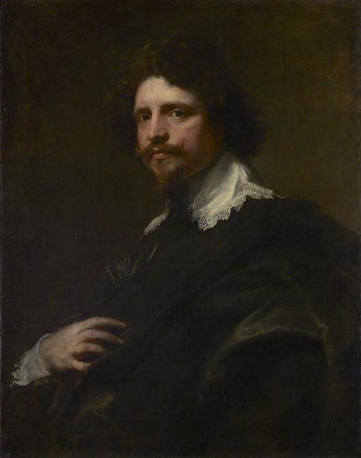 Michel Le Blon | Anthony van Dyck | Oil Painting