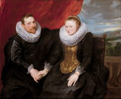 Married Couple | Anthony van Dyck | Oil Painting