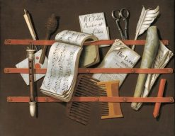 Letter Rack | Edwaert Collier | Oil Painting