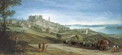 View of Bracciano | Paul Bril | Oil Painting