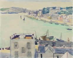 Audierne | Albert Marquet | Oil Painting