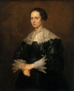 Helena Tromper Du Bois | Anthony van Dyck | Oil Painting