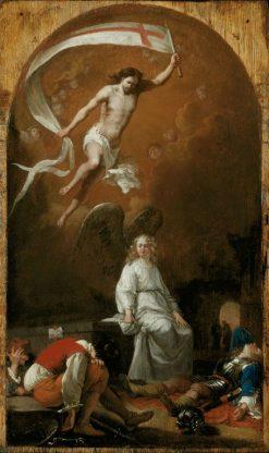 The Resurrection | Bartholomeus Breenbergh | Oil Painting