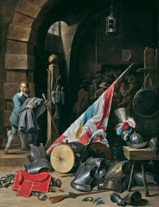 The Guardhouse | David Teniers II | Oil Painting