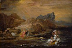 The Rape of Europa (after Titian) | David Teniers II | Oil Painting