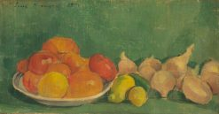 Still Life with Fruit | Emile Bernard | Oil Painting