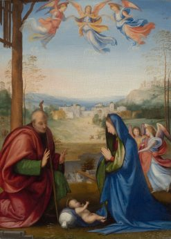 The Nativity | Fra Bartolomeo | Oil Painting