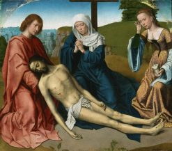 Lamentation over the Dead Christ | Gheeraert Gerard David | Oil Painting