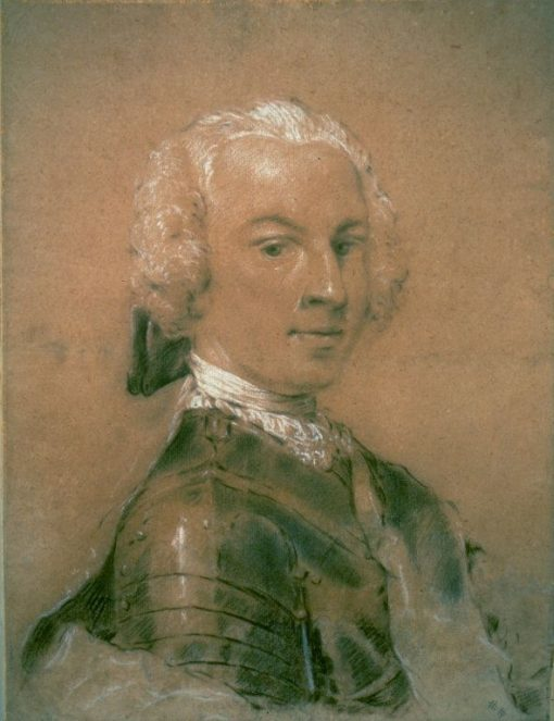 A Portrait of Ferdinad Ludwig