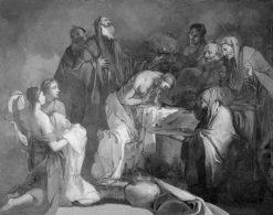 The Sacrifice of Polyxena | Giulio Carpioni | Oil Painting