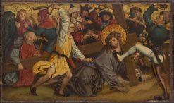 Christ Bearing the Cross | Hans Maler zu Schwaz | Oil Painting