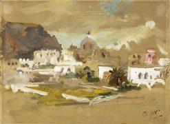 Capri | Hercules Brabazon Brabazon | Oil Painting