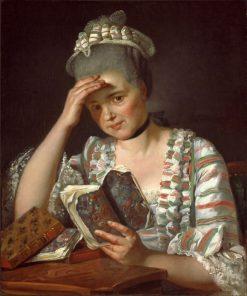 Madame Francois Buron | Jacques Louis David | Oil Painting