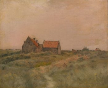 October Day | Jean Charles Cazin | Oil Painting