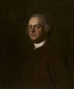 Joseph Gerrish | John Singleton Copley | Oil Painting