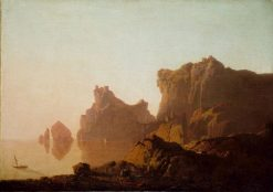 The Gulf of Salerno | Joseph Wright of Derby | Oil Painting
