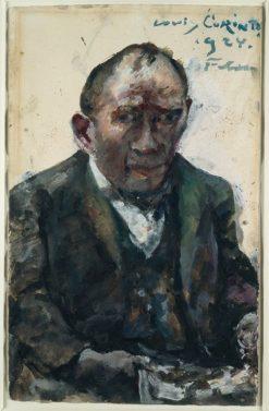Self-Portrait | Lovis Corinth | Oil Painting