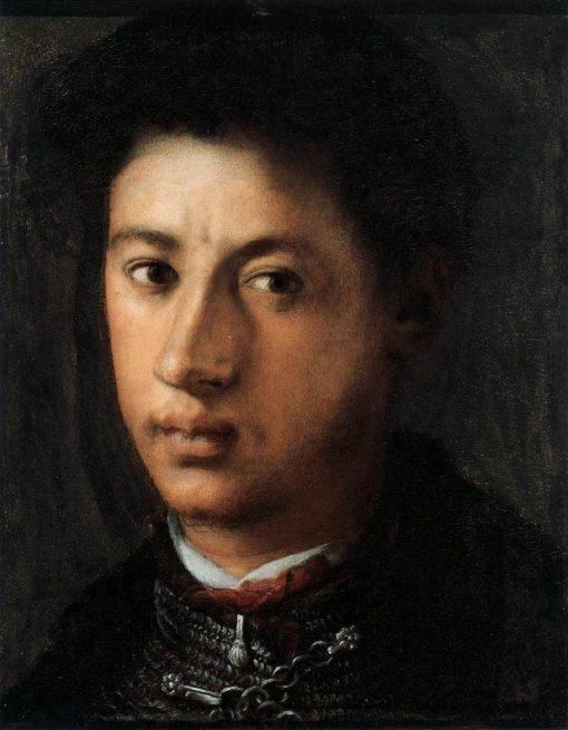 Alessandro de' Medici | Pontormo | Oil Painting
