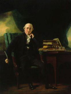 Adam Rolland of Gask II | Sir Henry Raeburn