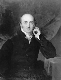 Portrait of the Honorable George Canning