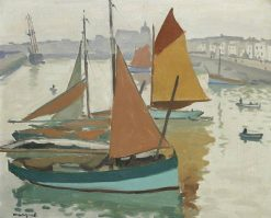 Les Sables d'Olonne | Albert Marquet | Oil Painting