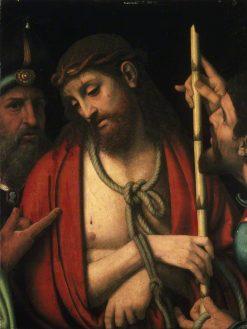Ecce Homo | Andrea Solario | Oil Painting