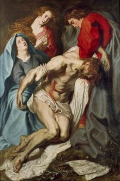 The Deposition | Anthony van Dyck | Oil Painting