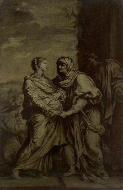 The Visitation | Carlo Maratta | Oil Painting
