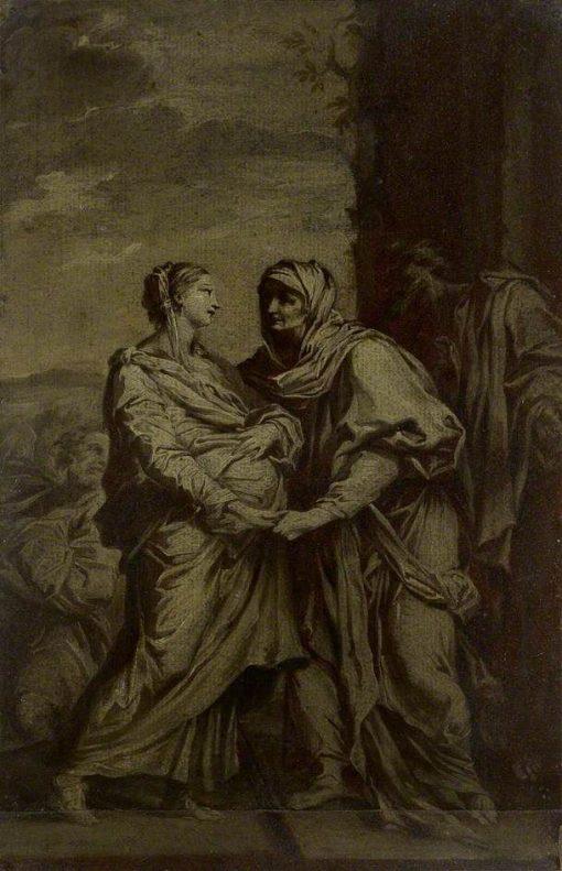The Visitation | Carlo Maratta | Oil Painting