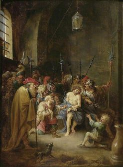 The Mocking of Christ | David Teniers II | Oil Painting