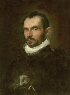 Portrait of a Man | Domenico Tintoretto | Oil Painting