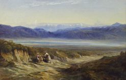 Thermopylae | Edward Lear | Oil Painting