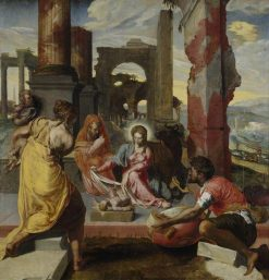 The Adoration of the Shepherds | Flemish School th Century   Unknown | Oil Painting