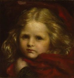 Little Red Riding Hood | George Frederic Watts | Oil Painting