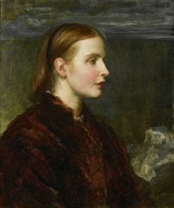 Miss Eliza Ann Ogilvy | George Frederic Watts | Oil Painting
