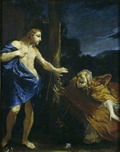 Noli me Tangere | Giuseppe Maria Crespi | Oil Painting