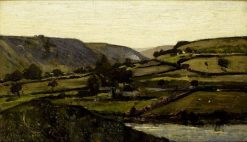 Valley Landscape | Henri Joseph Harpignies | Oil Painting