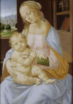 The Virgin and Child | Lorenzo di Credi | Oil Painting