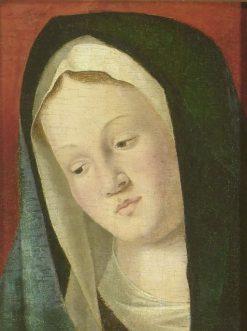 Head of the Virgin | Marco Basaiti | Oil Painting