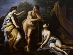 The Choice of Hercules | Paolo de' Matteis | Oil Painting
