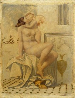 Cupid and Psyche | Richard Dadd | Oil Painting